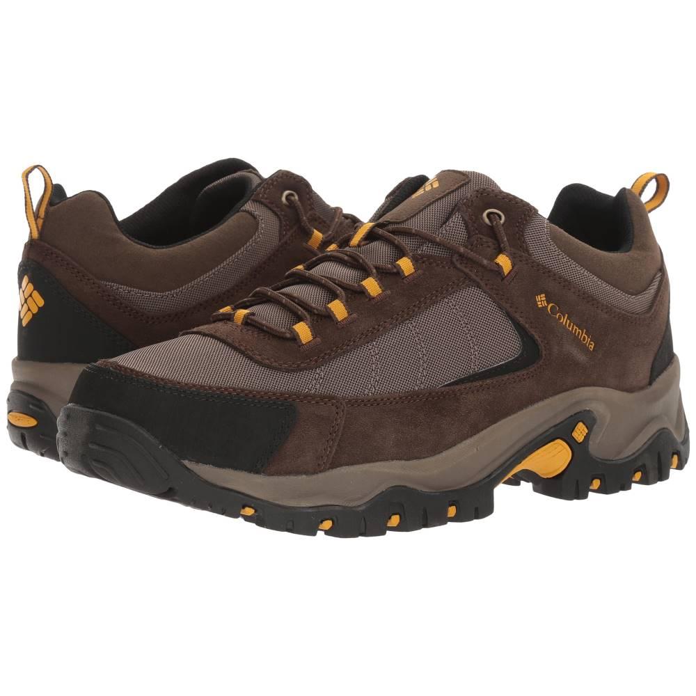 限定版 コロンビア メンズ ハイキング・登山 コロンビア シューズ Yellow・靴 メンズ【Granite Ridge】Mud/Golden Yellow, Amazingstore:02cd2a4e --- hortafacil.dominiotemporario.com