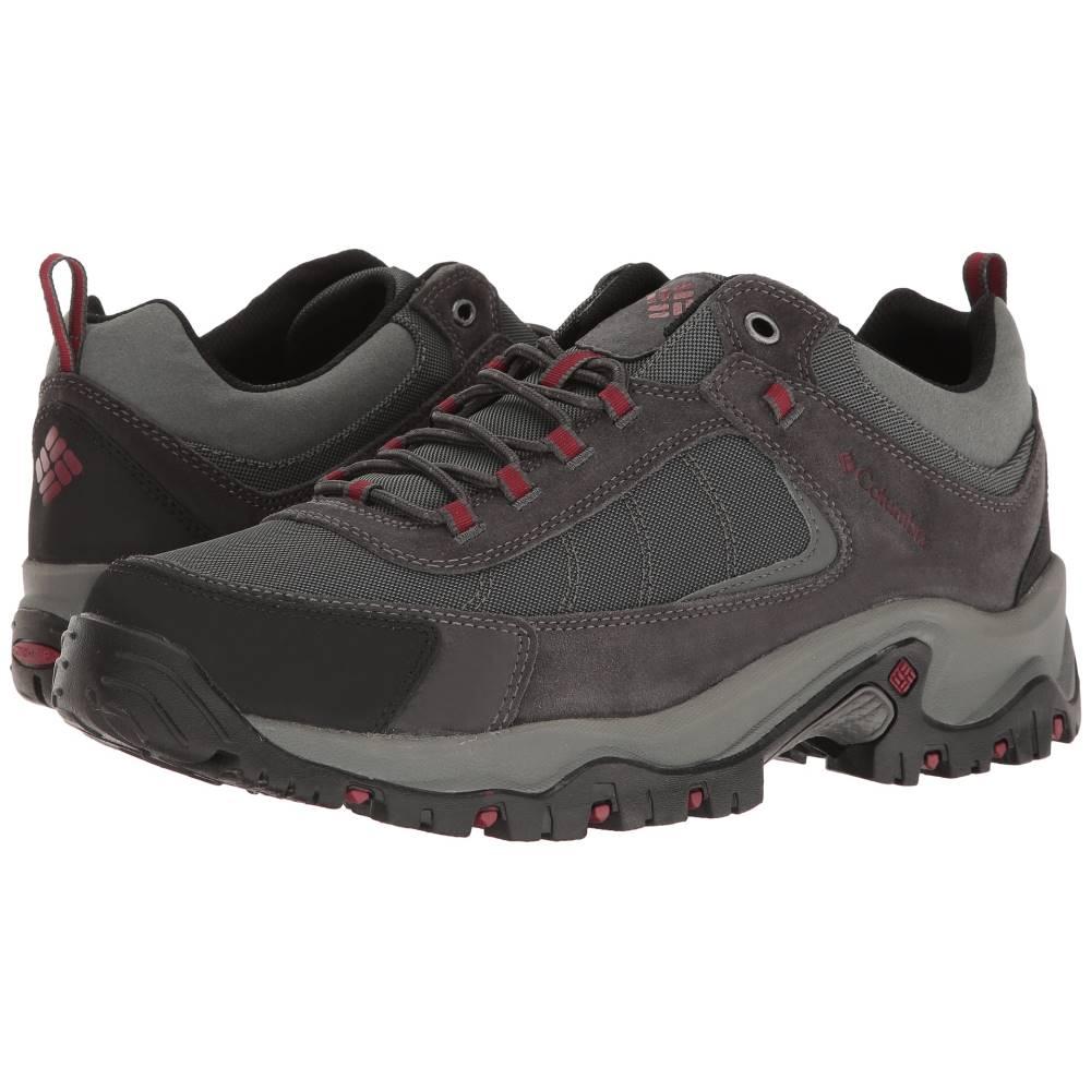 出産祝い コロンビア Element メンズ ハイキング・登山 コロンビア シューズ・靴【Granite Ridge】Dark Grey/Red Grey/Red Element, ナンカンマチ:8ad9021a --- retedifamiglie.it