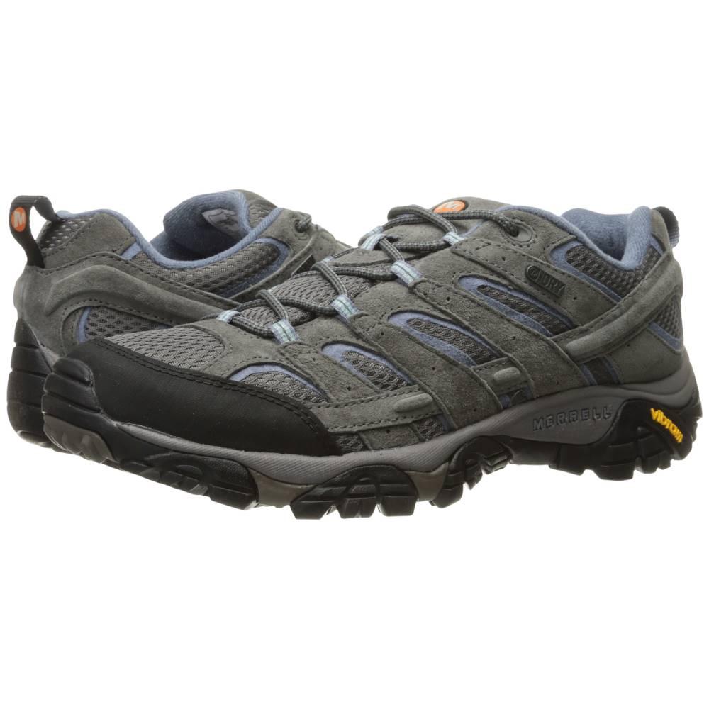 メレル レディース ハイキング・登山 シューズ・靴【Moab 2 Waterproof】Granite