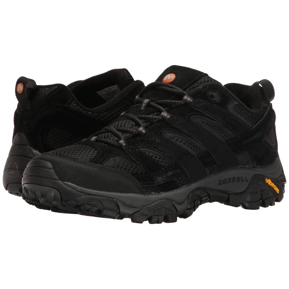 メレル メンズ ハイキング・登山 シューズ・靴【Moab 2 Vent】Black Night