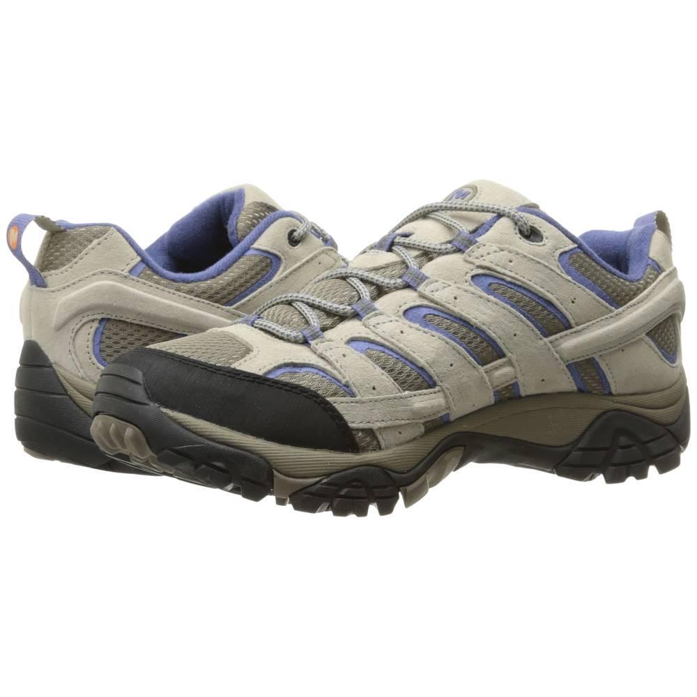 素敵な メレル メレル レディース ハイキング レディース・登山 シューズ・靴【Moab 2 Vent 2】Aluminum/Marlin, リブウェル:d6395a7f --- clftranspo.dominiotemporario.com