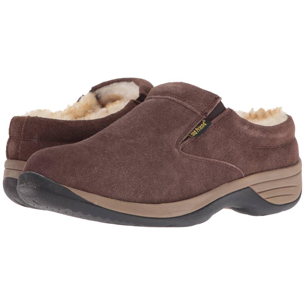 オールドフレンド メンズ シューズ・靴 スリッパ【Alpine II】Chocolate