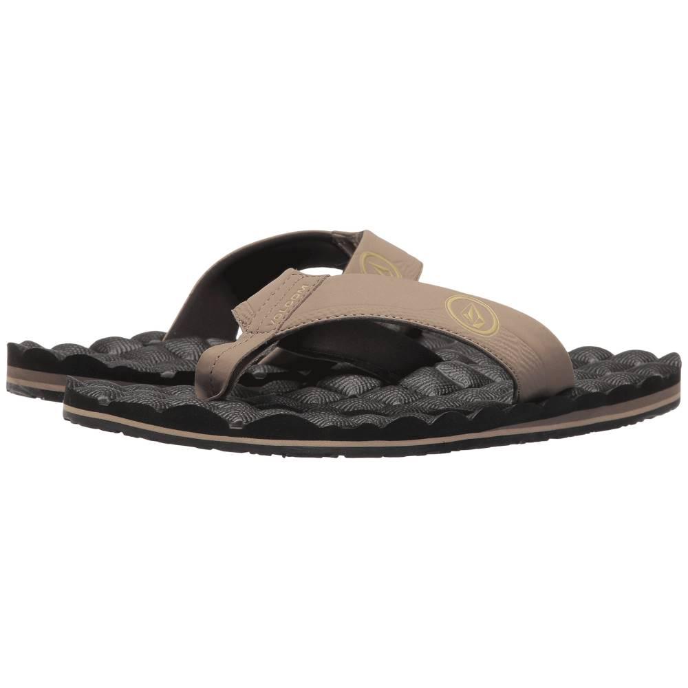 ボルコム メンズ シューズ・靴 サンダル【Recliner】Khaki