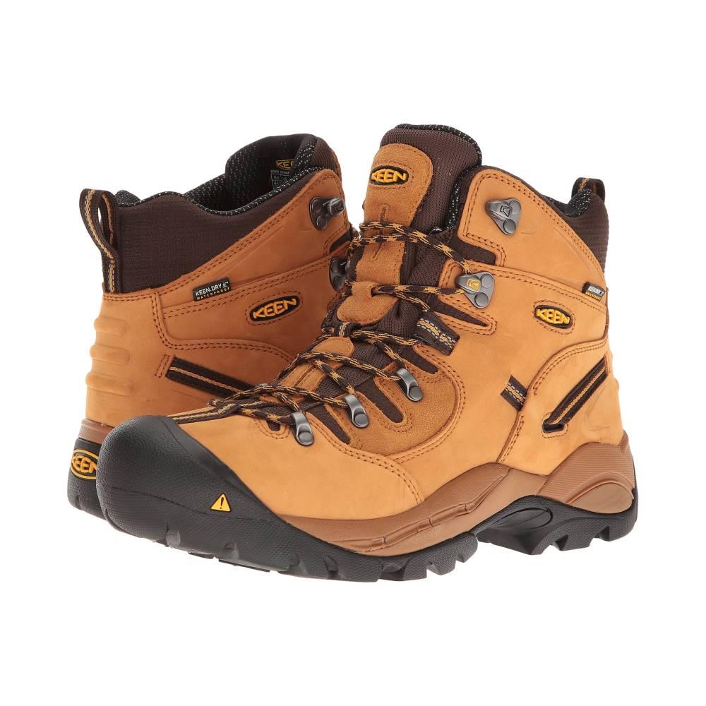 キーン メンズ シューズ・靴 ブーツ【Pittsburgh】Wheat