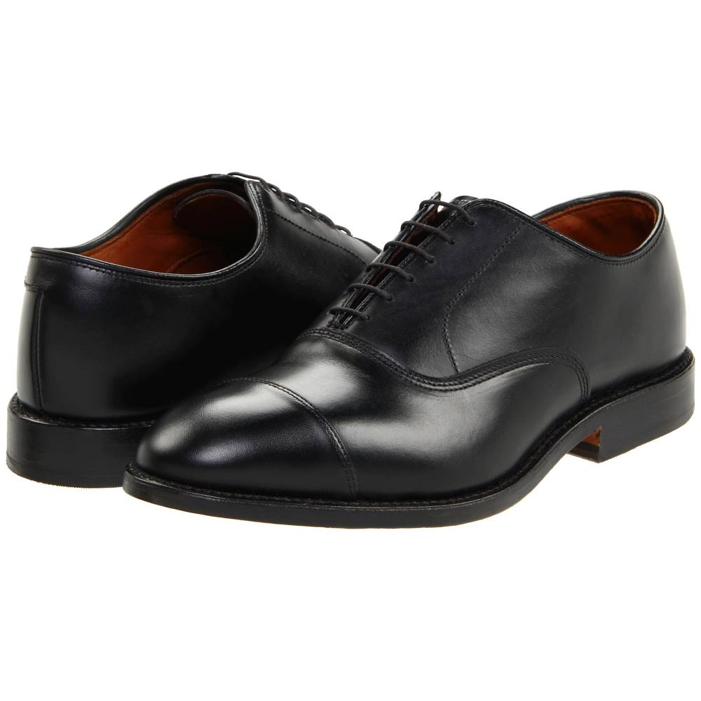 アレン エドモンズ メンズ シューズ・靴 革靴・ビジネスシューズ【Park Avenue】Black Custom Calf