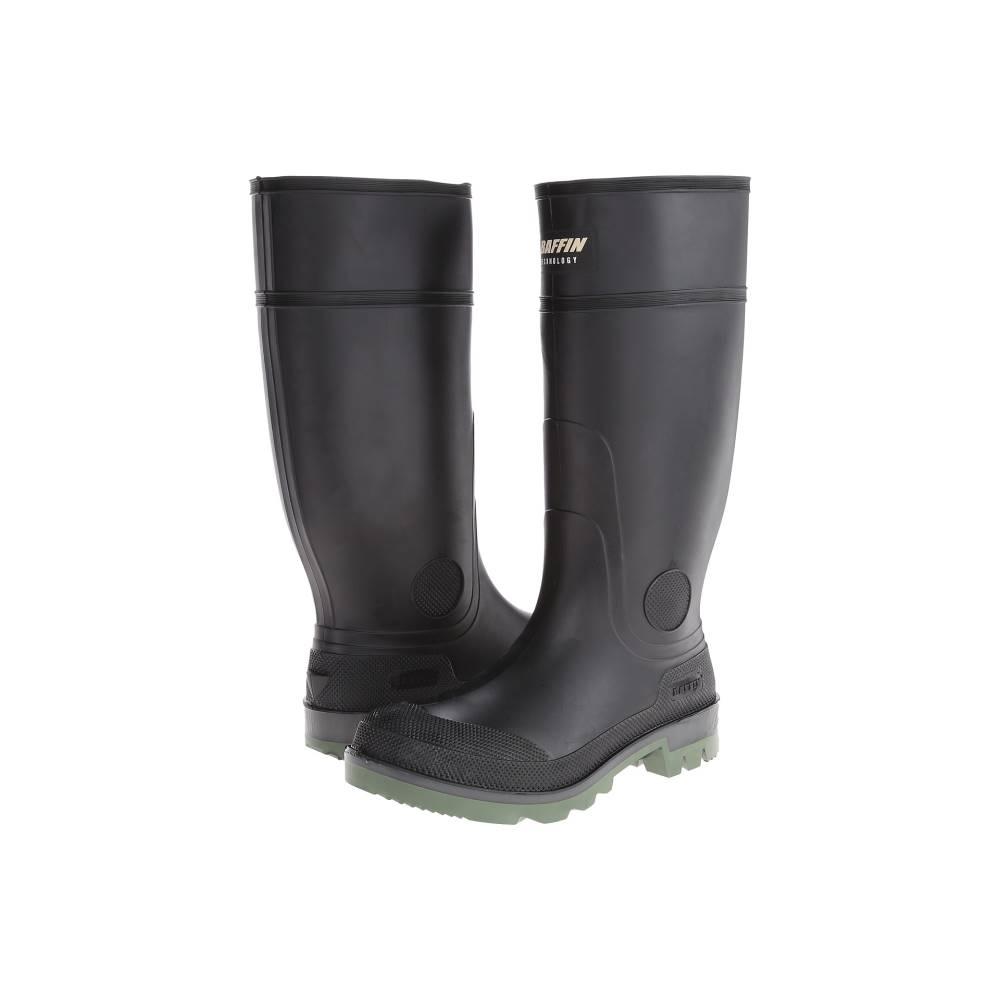 バフィン メンズ シューズ・靴 ブーツ【Enduro Plain Toe】Black/Clear/Green