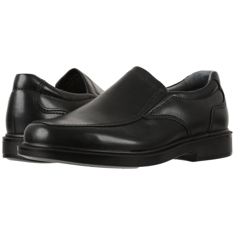サス メンズ シューズ・靴 ローファー【Diplomat】Black