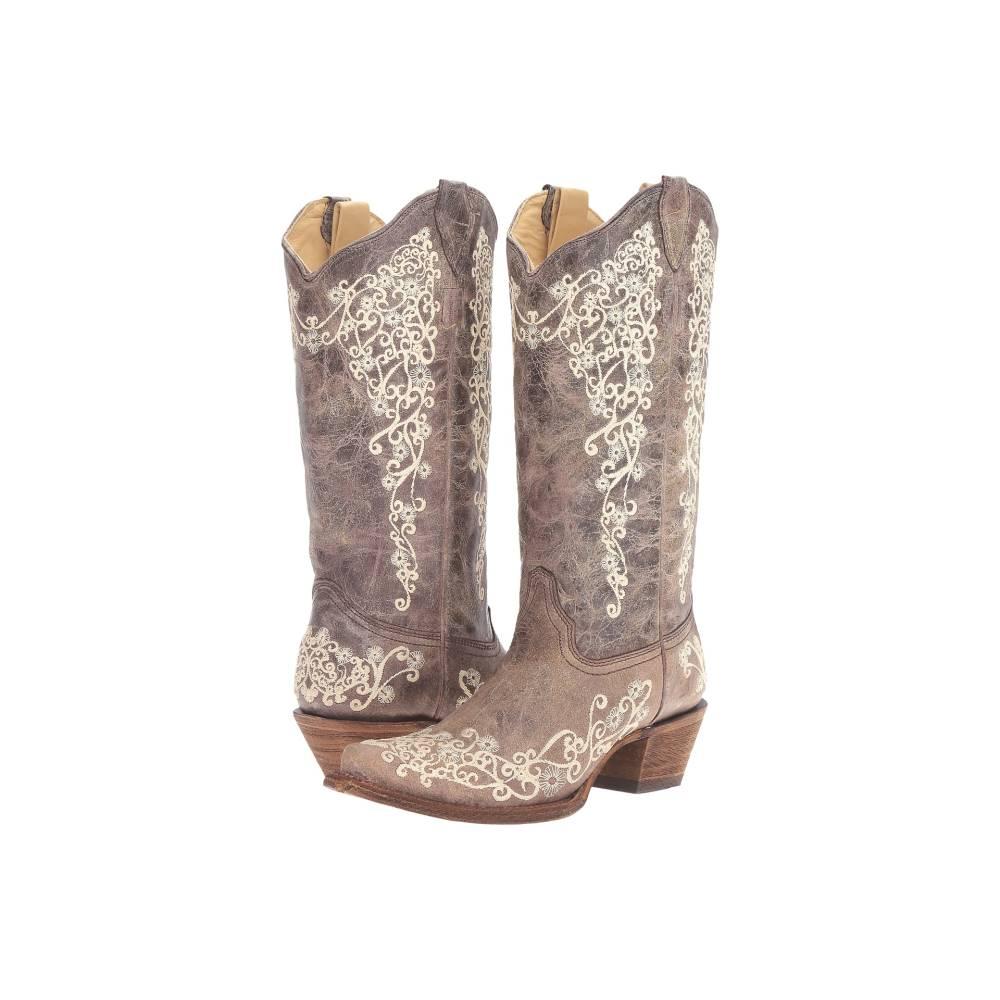 コラル レディース シューズ・靴 ブーツ【A1094】Brown/Crater Bone