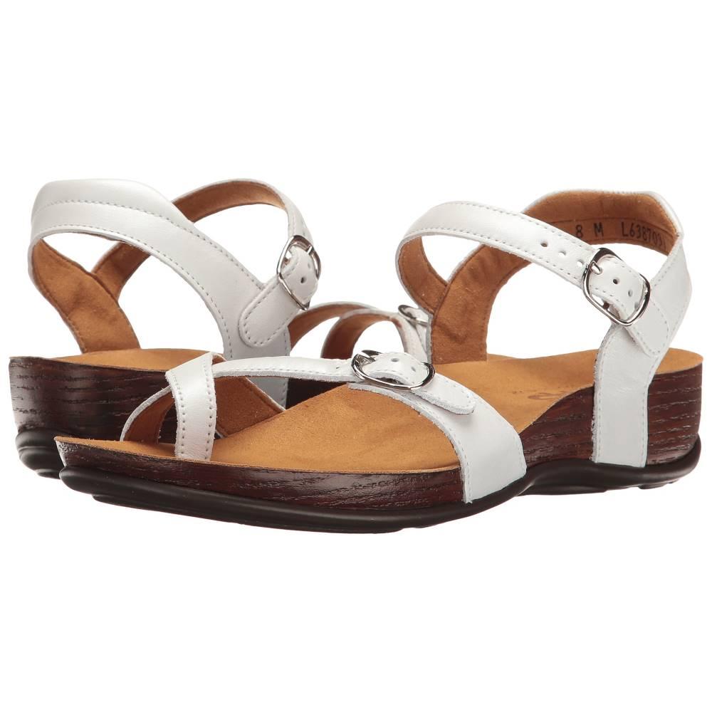 サス レディース シューズ・靴 サンダル・ミュール【Pampa】Pearl White