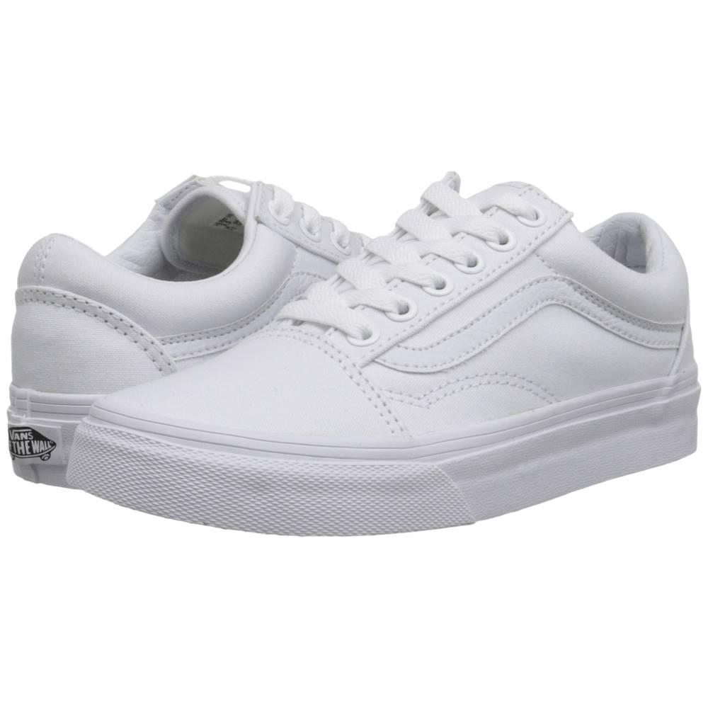 ヴァンズ メンズ シューズ・靴 スニーカー【Old Skool' Core Classics】True White