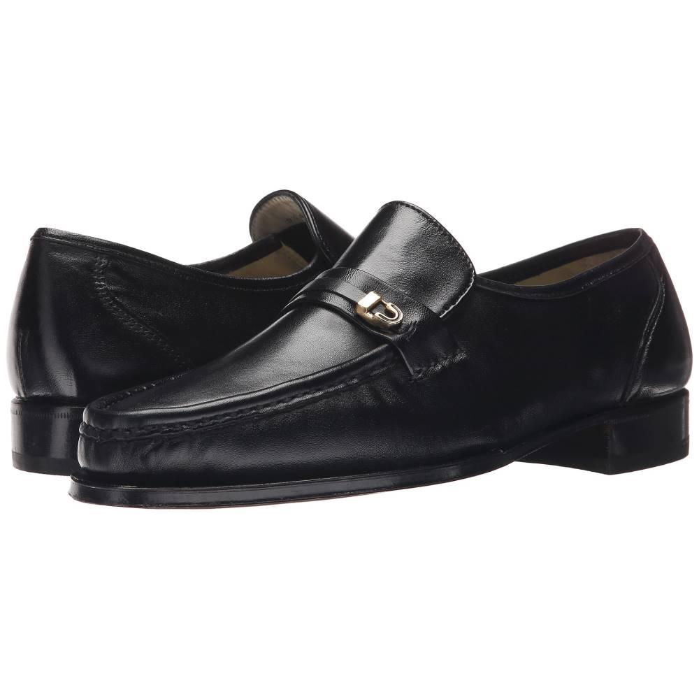 フローシャイム メンズ シューズ・靴 スリッポン・フラット【Como Imperial Slip-On Loafer】Black Cabaret