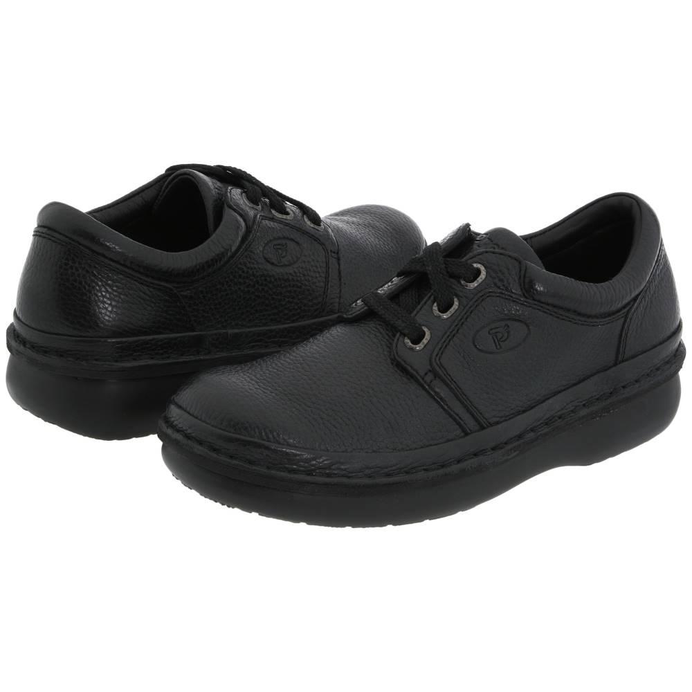 プロペット メンズ シューズ・靴 革靴・ビジネスシューズ【Village Walker Medicare/HCPCS Code = A5500 Diabetic Shoe】Black Grain
