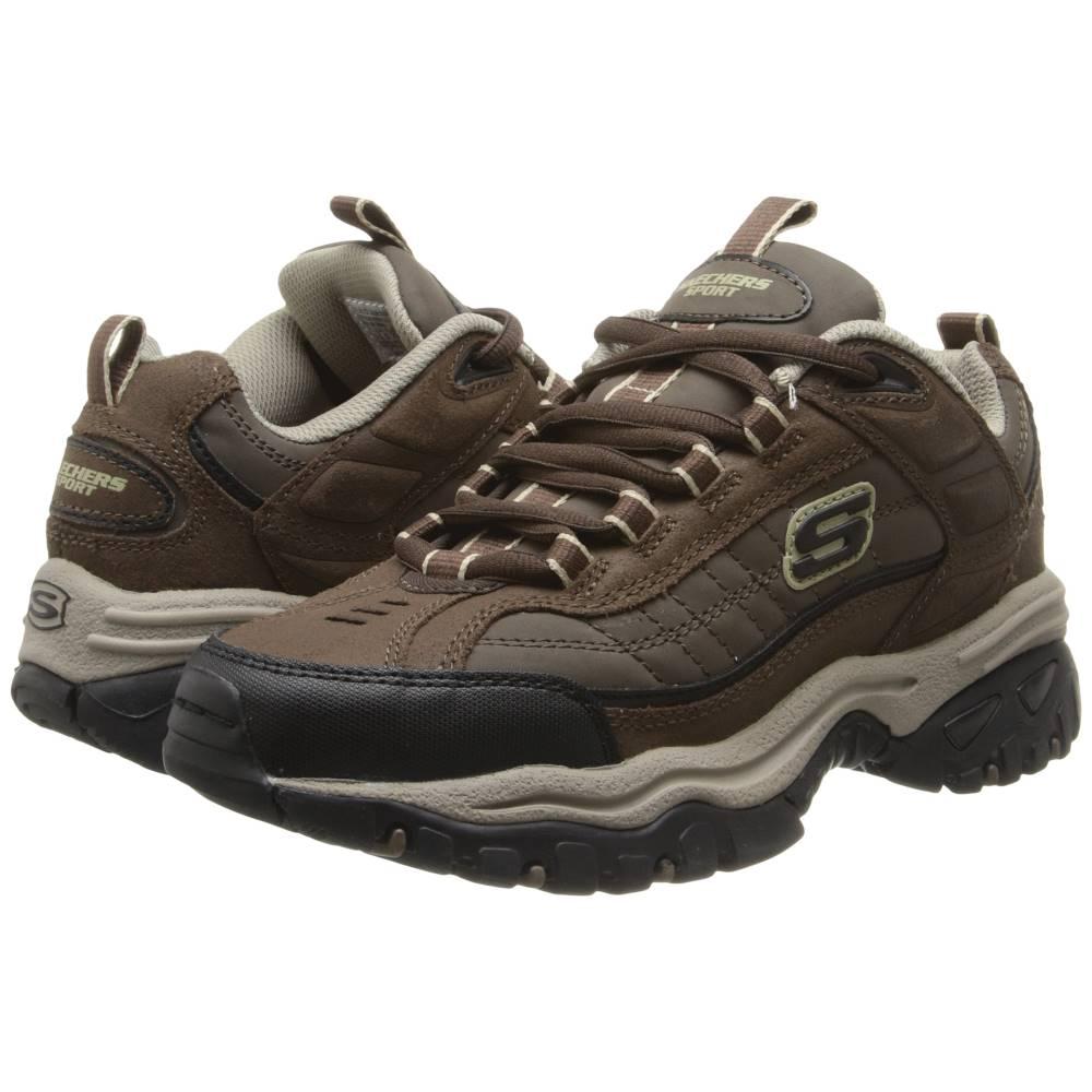 スケッチャーズ メンズ シューズ・靴 スニーカー【Energy - Downforce】Brown/Taupe