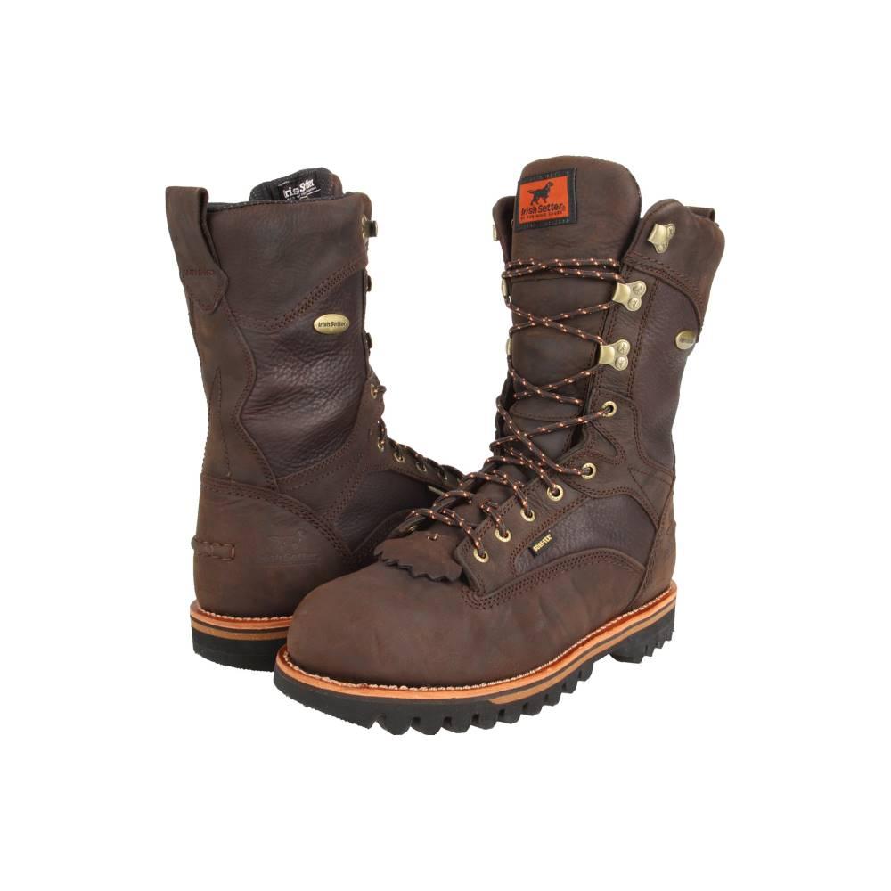 アイリッシュ セッター メンズ シューズ・靴 ブーツ【Elk Tracker 880】Brown
