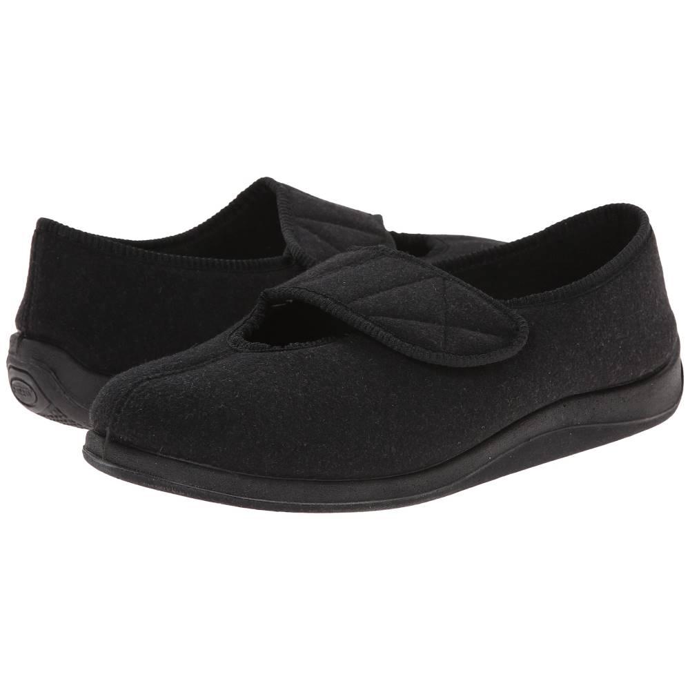 フォームトレッズ メンズ シューズ・靴 スリッパ【Kendale】Black Wool