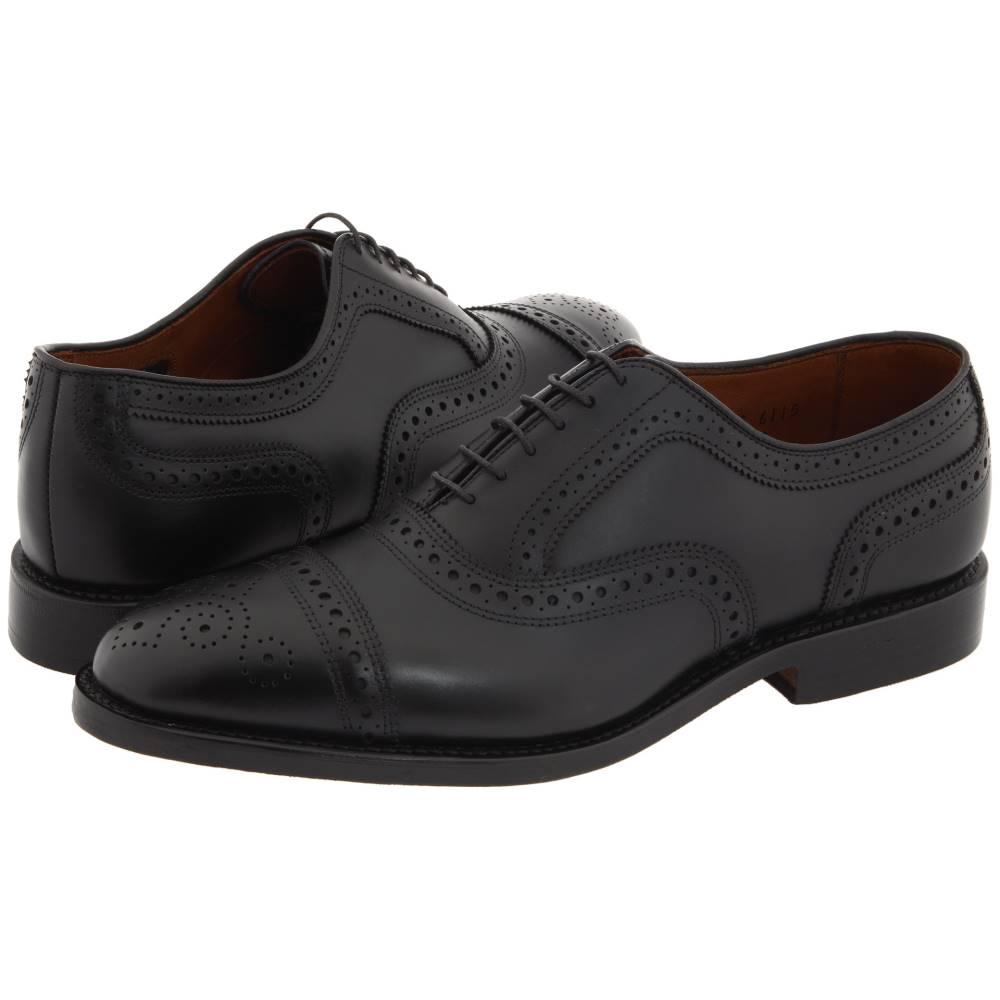 アレン エドモンズ メンズ シューズ・靴 革靴・ビジネスシューズ【Strand】Black Calf