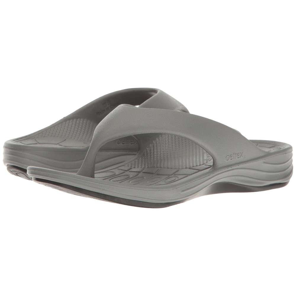 エイトレックス レディース シューズ・靴 ビーチサンダル【Lynco Flip】Grey