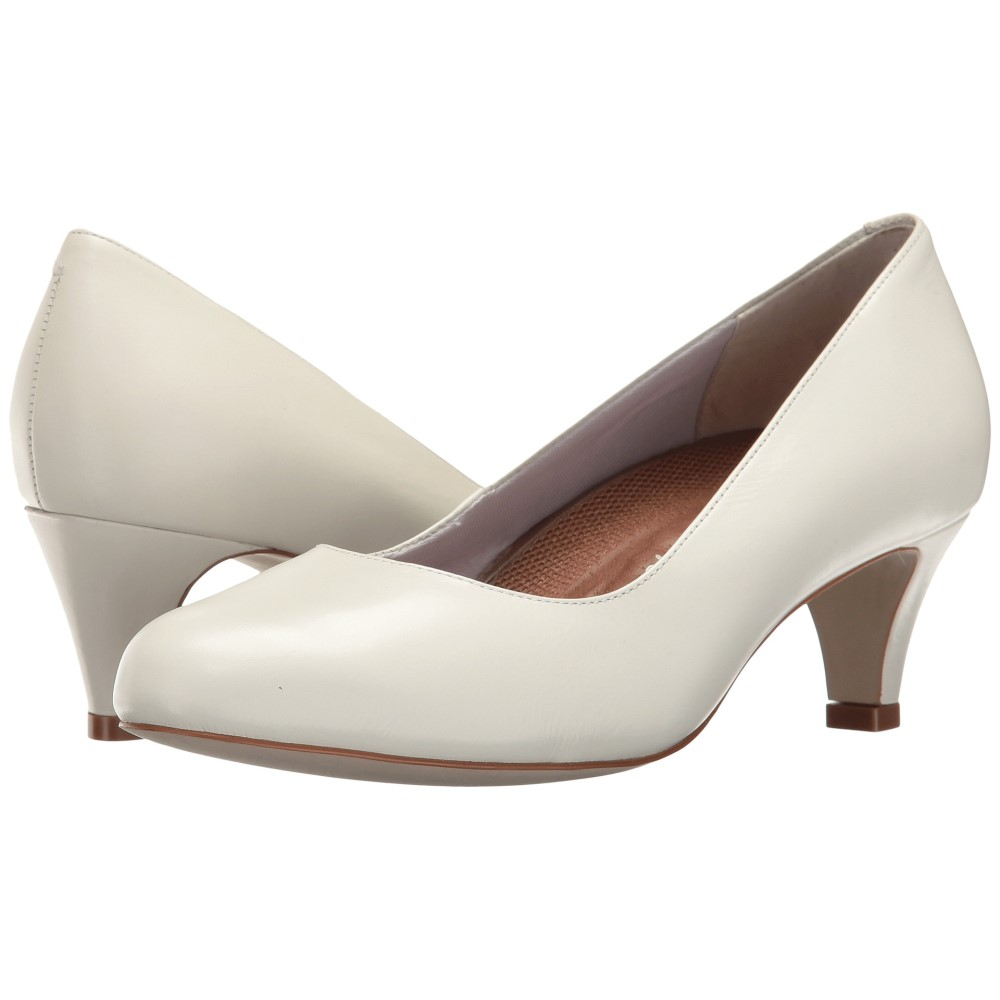 ウォーキング クレードル レディース シューズ・靴 ヒール【Joy】White Cashmere