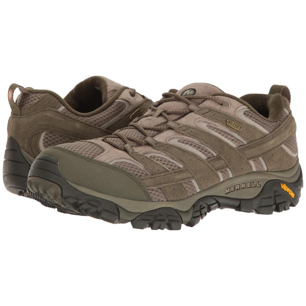 メレル メンズ ハイキング・登山 シューズ・靴【Moab 2 Waterproof】Dusty Olive