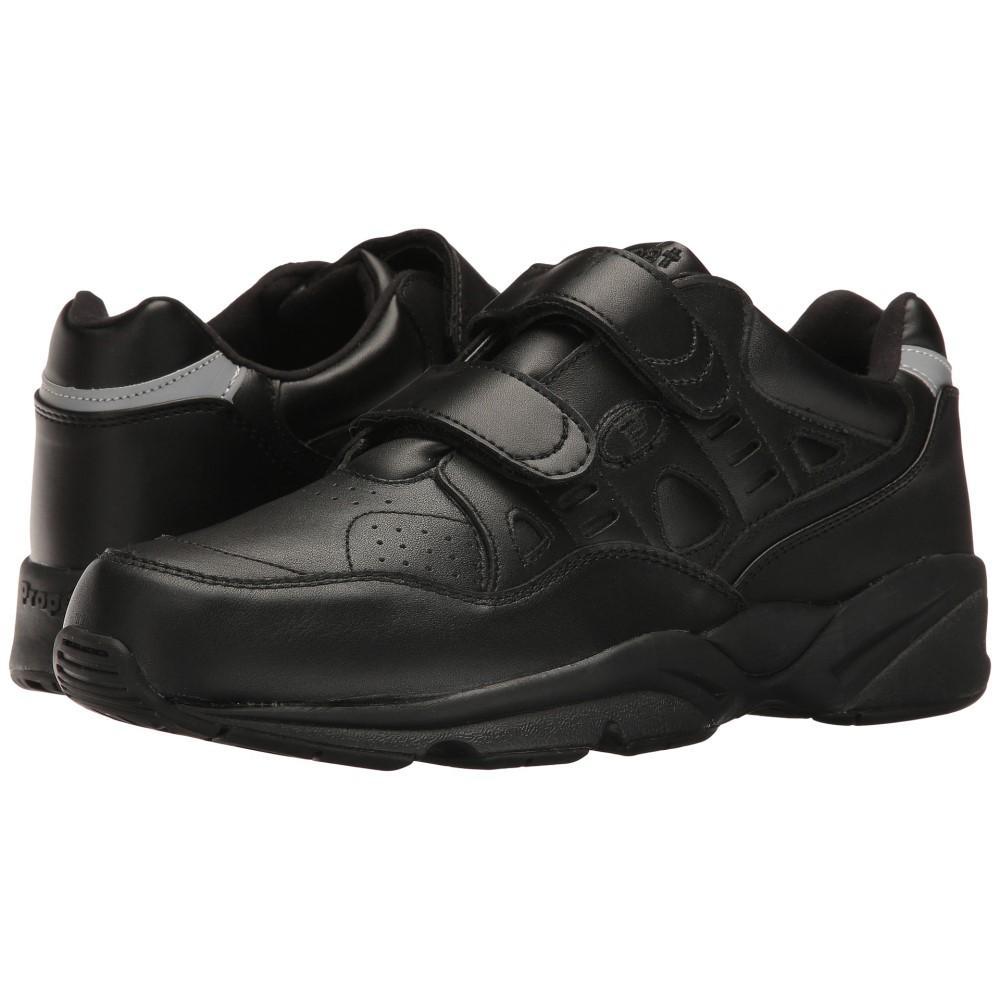 公式サイト プロペット メンズ シューズ・靴 スニーカー【Stability Walker Strap】Black, イッシキチョウ 0824d8cf
