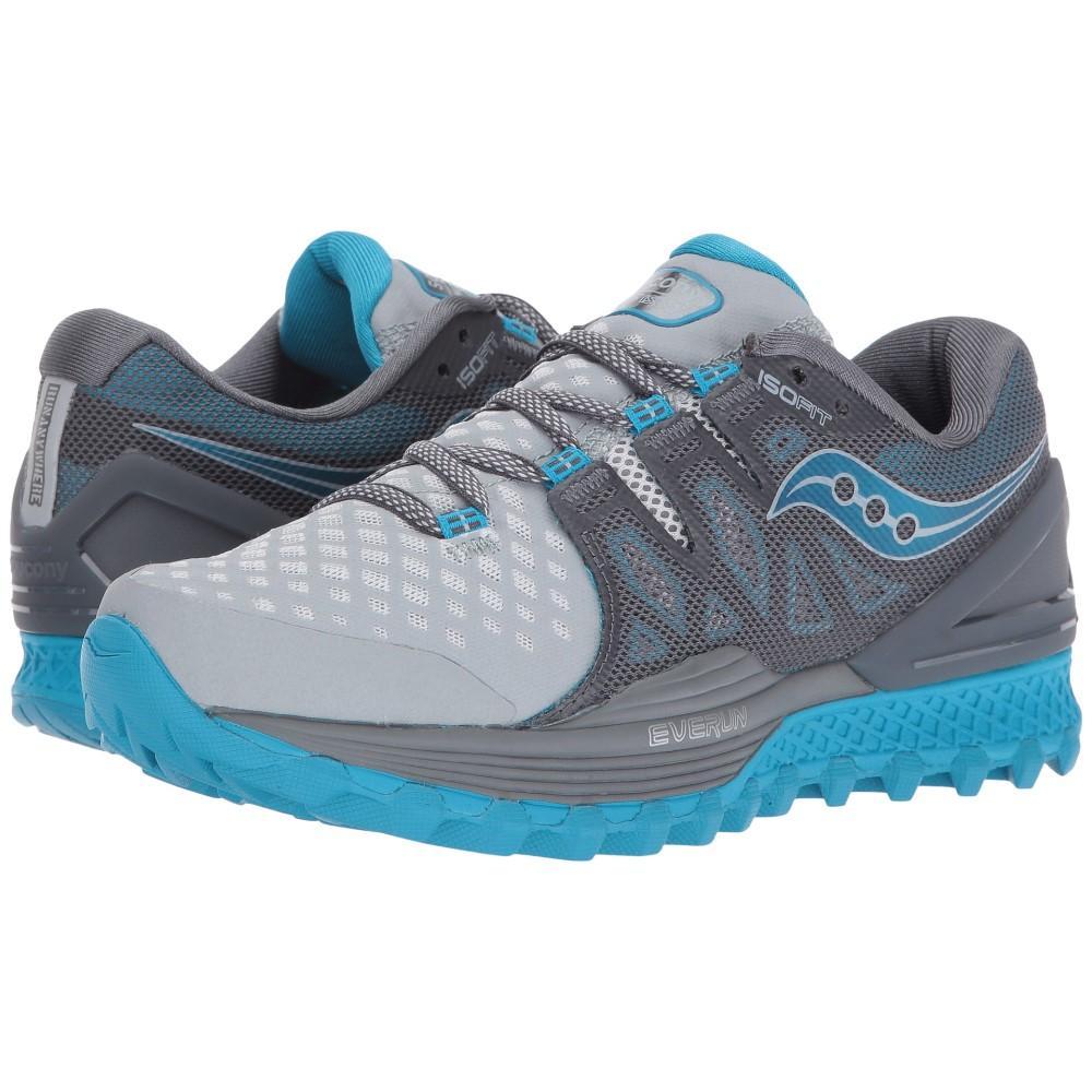 サッカニー レディース シューズ・靴 スニーカー【Xodus ISO 2】Grey/Blue