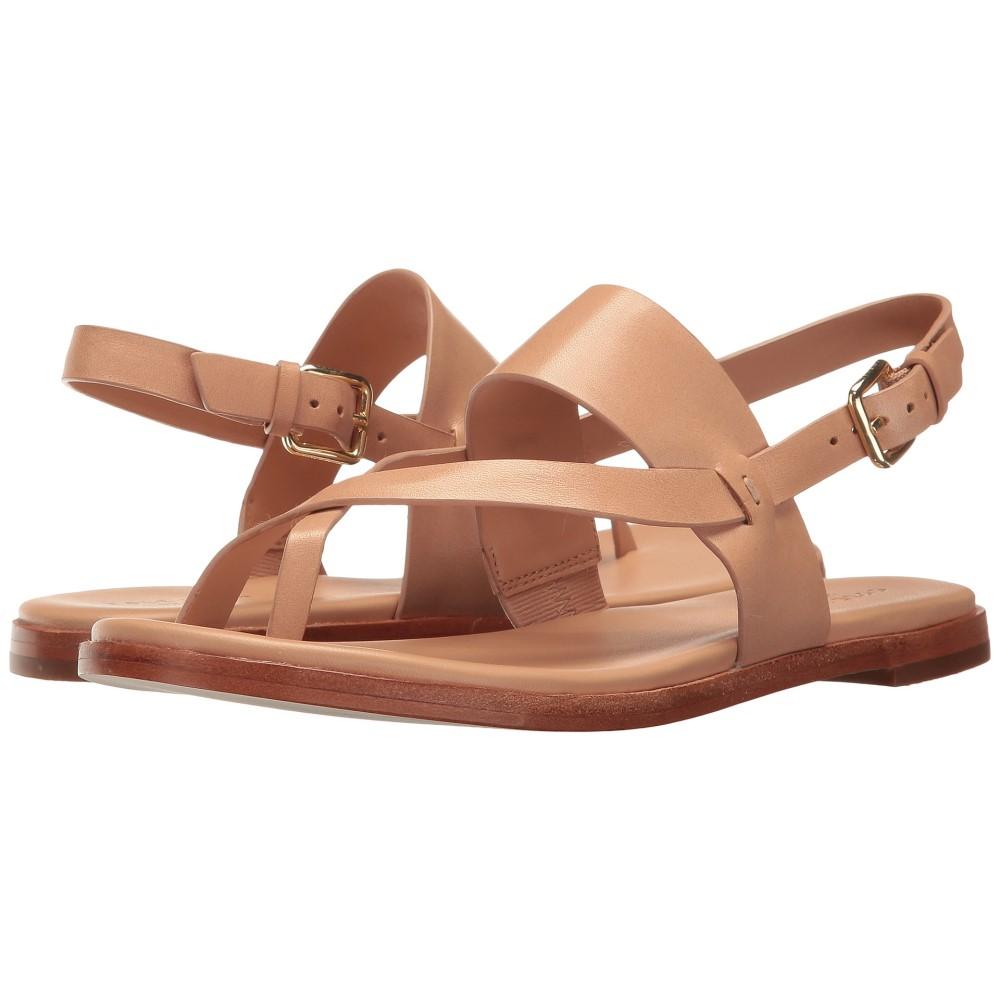 コールハーン レディース シューズ・靴 ビーチサンダル【Anica Thong Sandal】Sahara