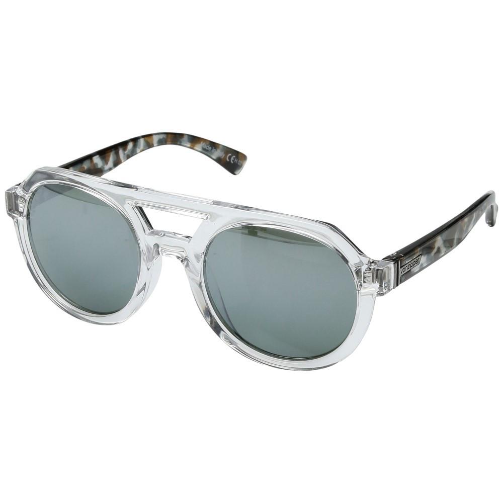 ボンジッパー メンズ ファッション小物 スポーツサングラス【Psychwig】Crystal Quarter Tortoise/Silver Chrome Gradient