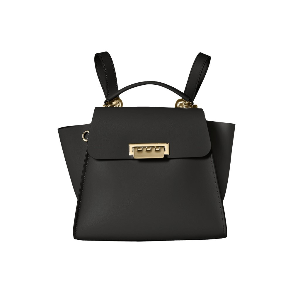 ザック ポーゼン レディース バッグ バックパック・リュック【Eartha Convertible Backpack】Black