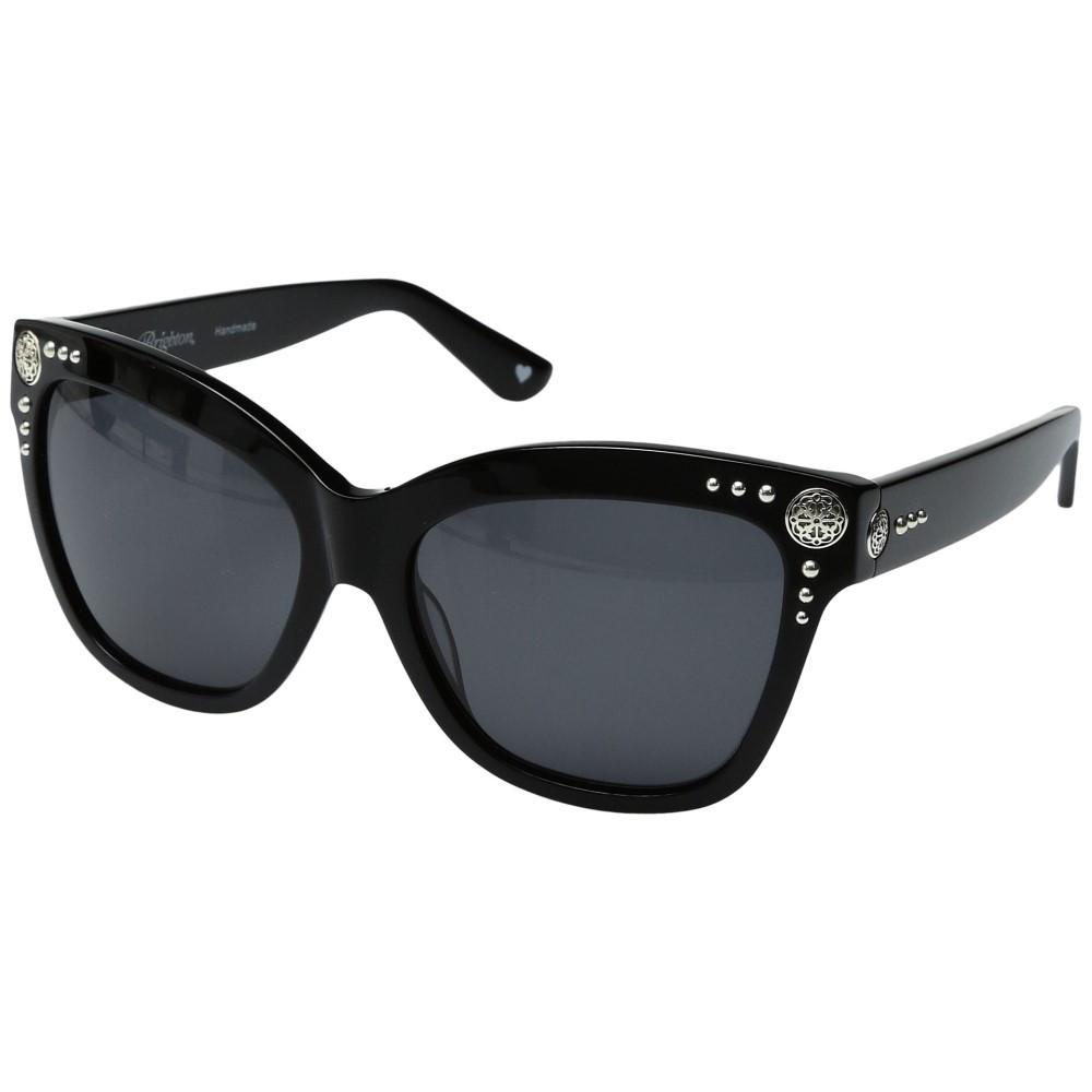 ブライトン レディース ファッション小物 メガネ・サングラス【Ferrara Stud Sunglasses】Black