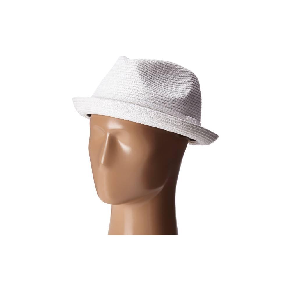 ベーリー オブ ハリウッド メンズ 帽子 ハット【Billy】White