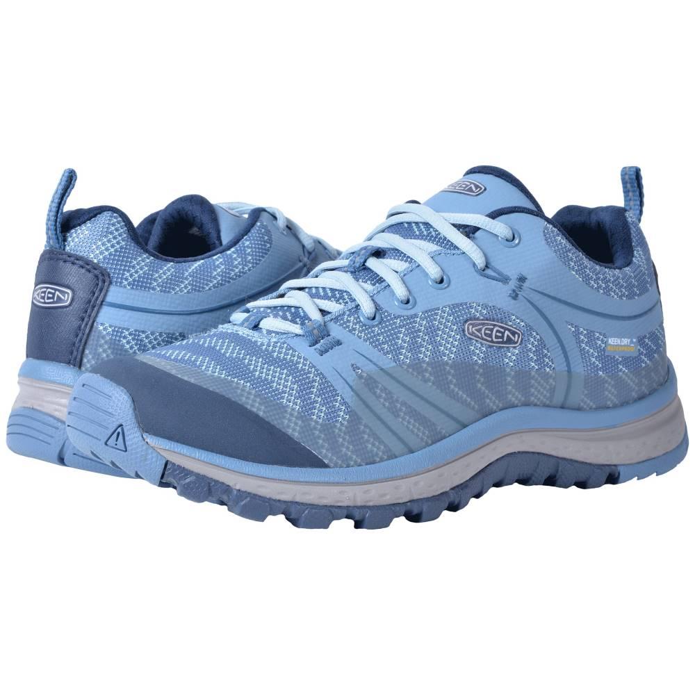 キーン レディース ハイキング・登山 シューズ・靴【Terradora Waterproof】Blue Shadow/Captains Blue