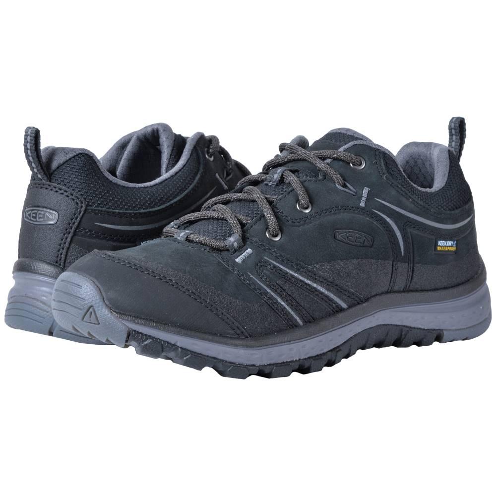 専門店では キーン レディース キーン ハイキング・登山 レディース シューズ・靴 Grey【Terradora Leather Waterproof】Black/Steel Grey, ランニングクラブ グラスホッパー:02bbdb35 --- canoncity.azurewebsites.net