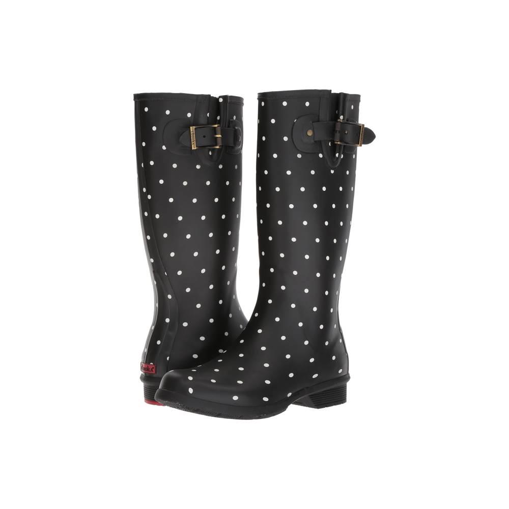 チューカ レディース シューズ・靴 ブーツ【Dot Blanc Tall Boot】Black