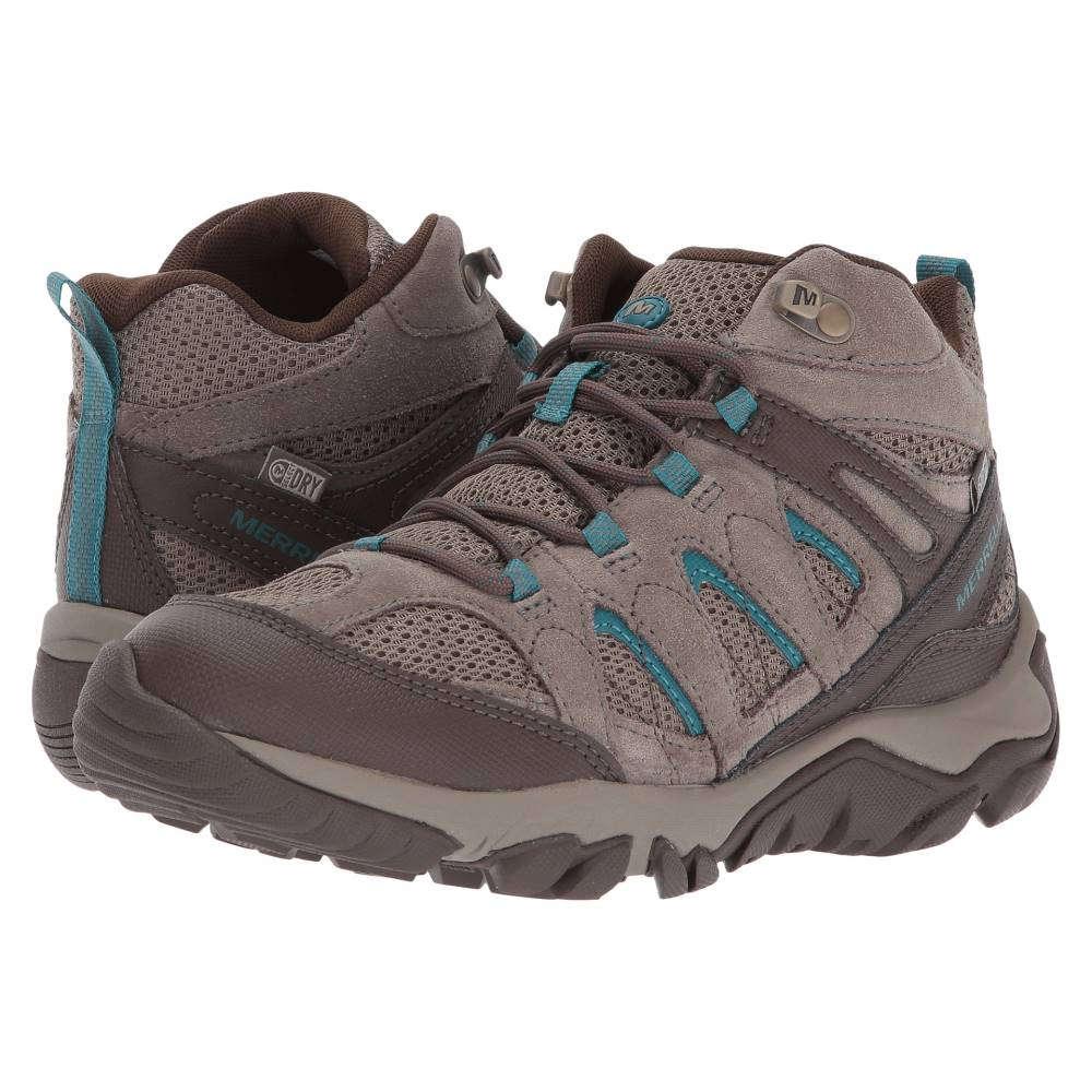 メレル レディース ハイキング・登山 シューズ・靴【Outmost Mid Vent Waterproof】Boulder