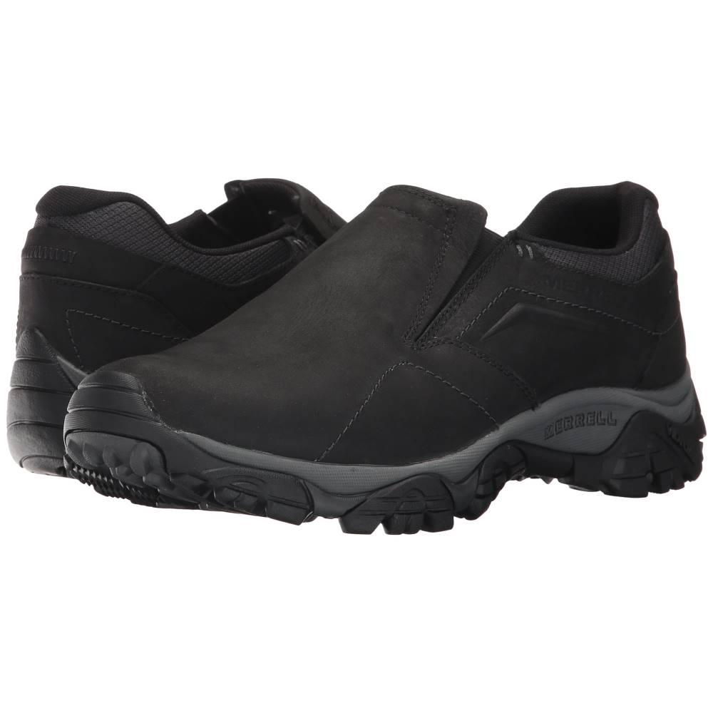 メレル メンズ シューズ・靴 スニーカー【Moab Adventure Moc】Black