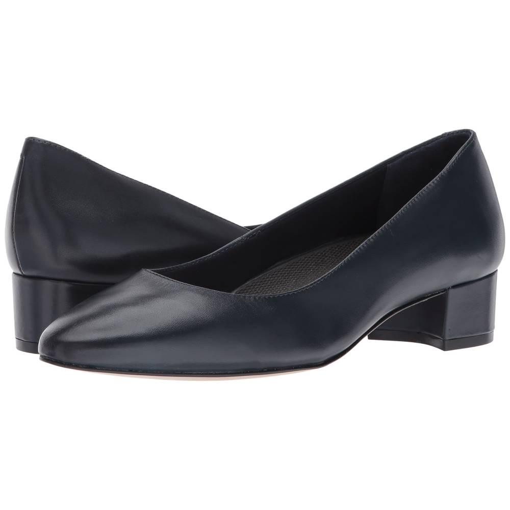 ウォーキング クレードル レディース シューズ・靴 ヒール【Heidi】Navy Leather