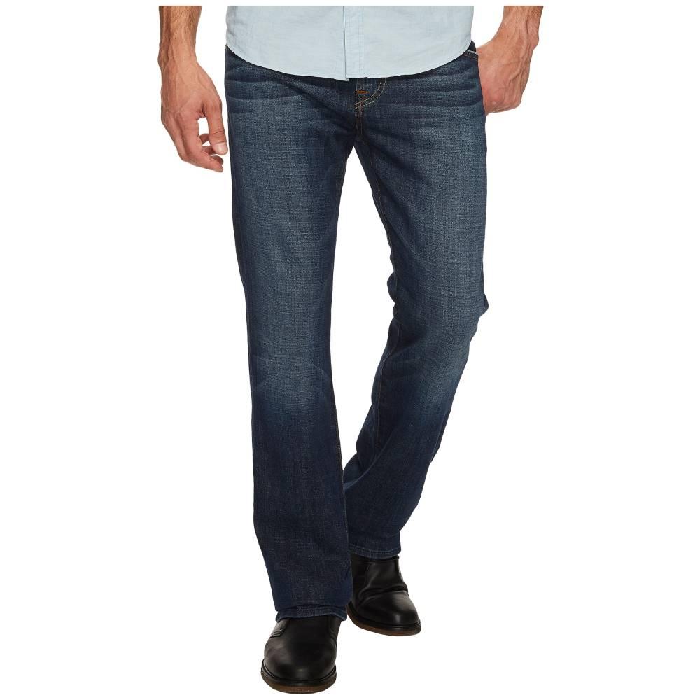 セブン フォー オール マンカインド メンズ ボトムス・パンツ ジーンズ・デニム【Brett Bootcut Jeans in New York Dark】New York Dark