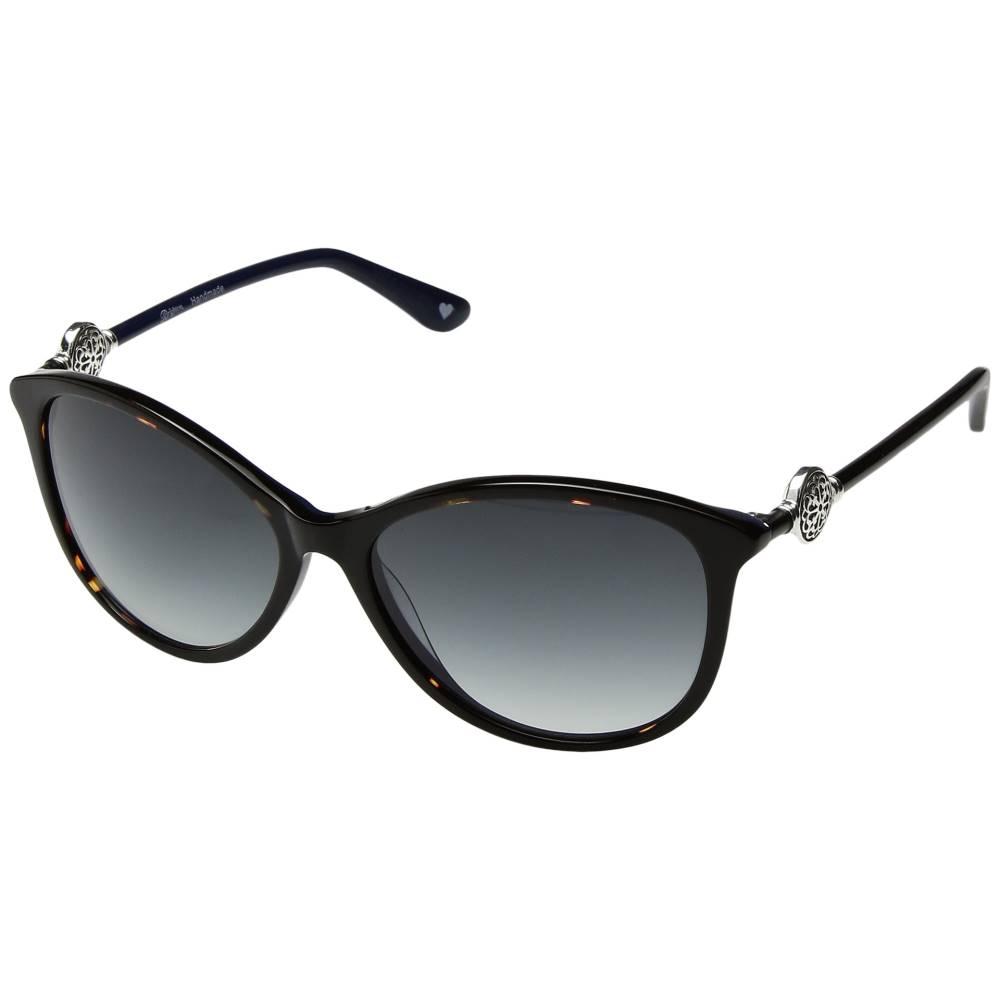 ブライトン レディース ファッション小物 メガネ・サングラス【Ferrara Sunglasses】Tortoise/Navy