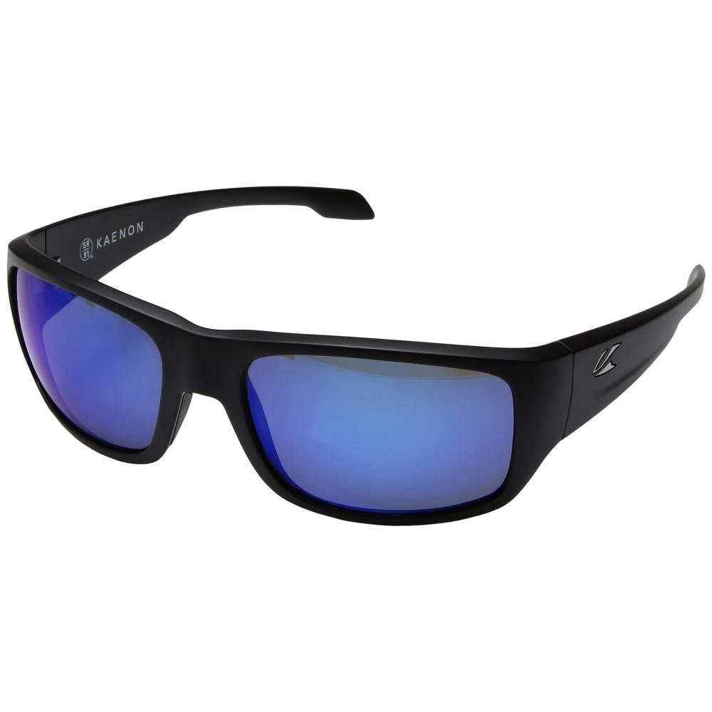 選ぶなら カエノン Blue メンズ ファッション小物 スポーツサングラス【Anacapa】Matte Black/Pacific Black/Pacific Blue カエノン Mirror, さんだるハウス:7f901891 --- konecti.dominiotemporario.com