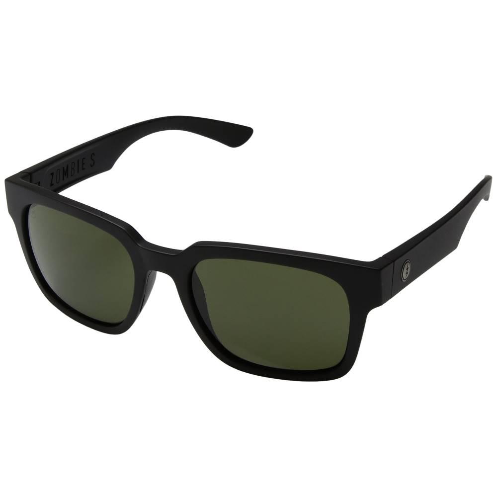 エレクトリック メンズ ファッション小物 スポーツサングラス【Zombie S】Matte Black/Ohm Grey