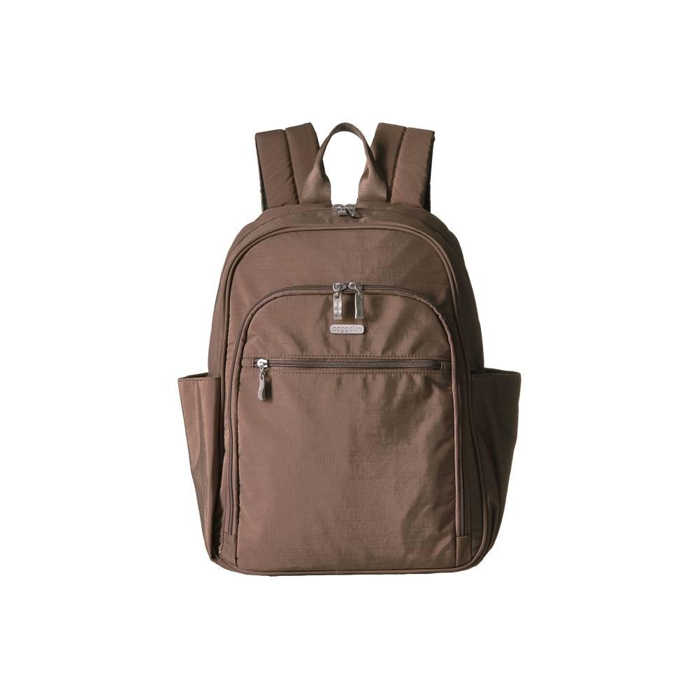 バッガリーニ レディース バッグ バックパック・リュック【Essential Laptop Backpack with RFID】Portobello