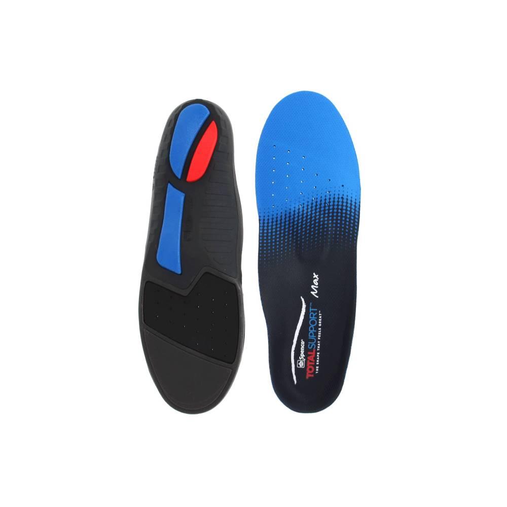 スペンコ メンズ シューズ・靴 インソール・靴関連用品【TOTAL SUPPORT' Max Insole】Blue/Black