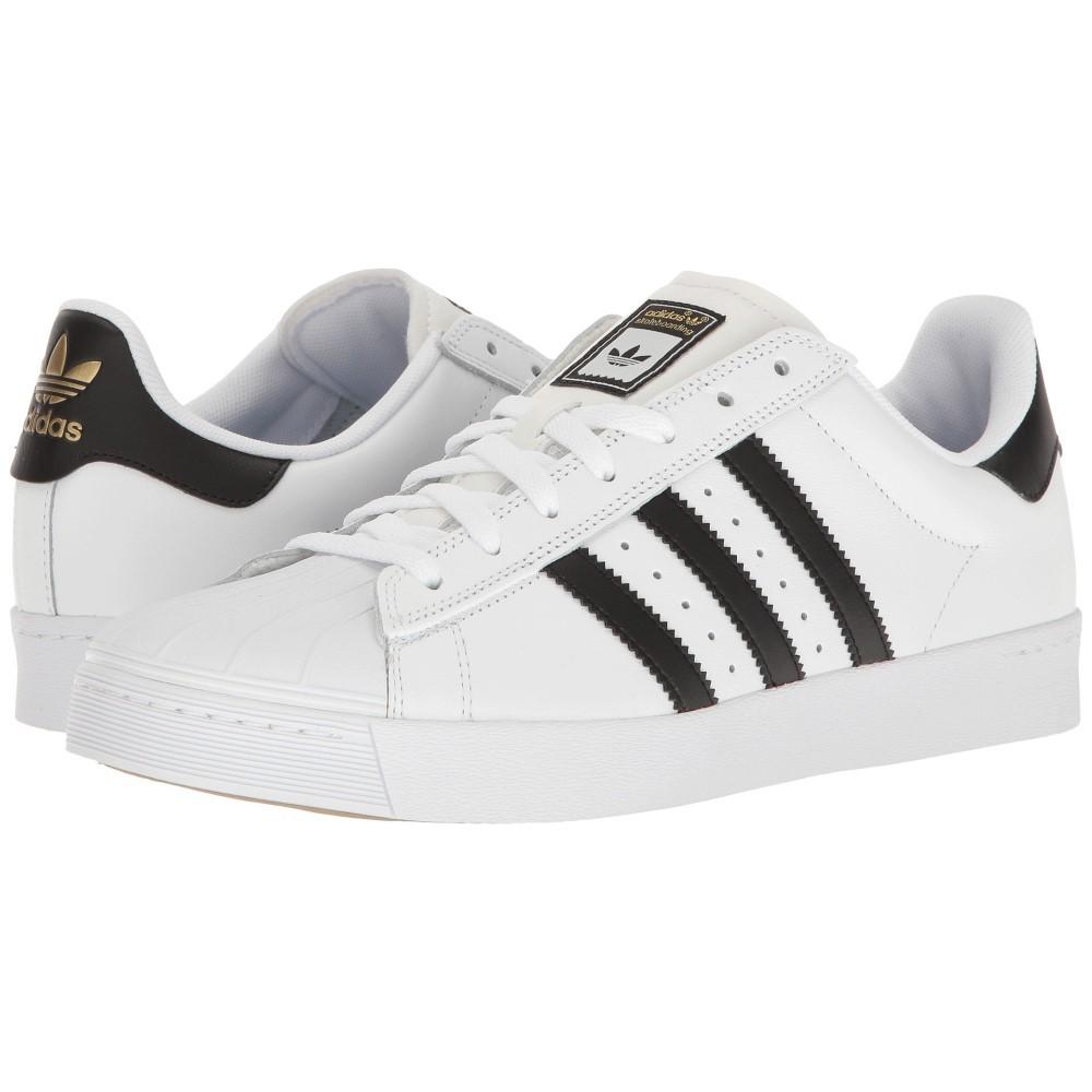 アディダス メンズ シューズ・靴 スニーカー【Superstar Vulc ADV】White/Black/White