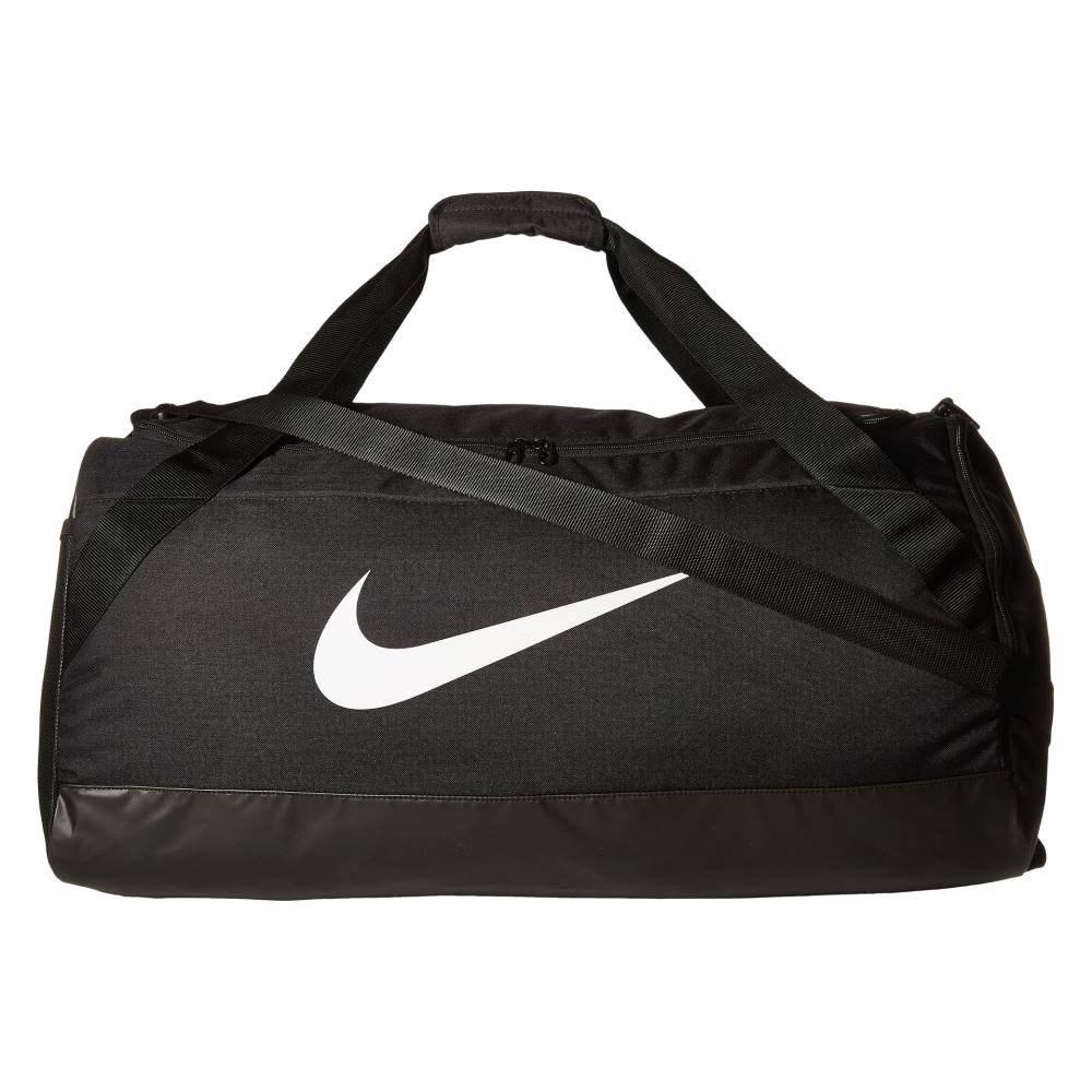 【大放出セール】 ナイキ メンズ バッグ ボストンバッグ・ダッフルバッグ【Brasilia ナイキ Large Large Duffel メンズ Bag】Black/Black/White, きもの市場あんのん:04ff367e --- canoncity.azurewebsites.net