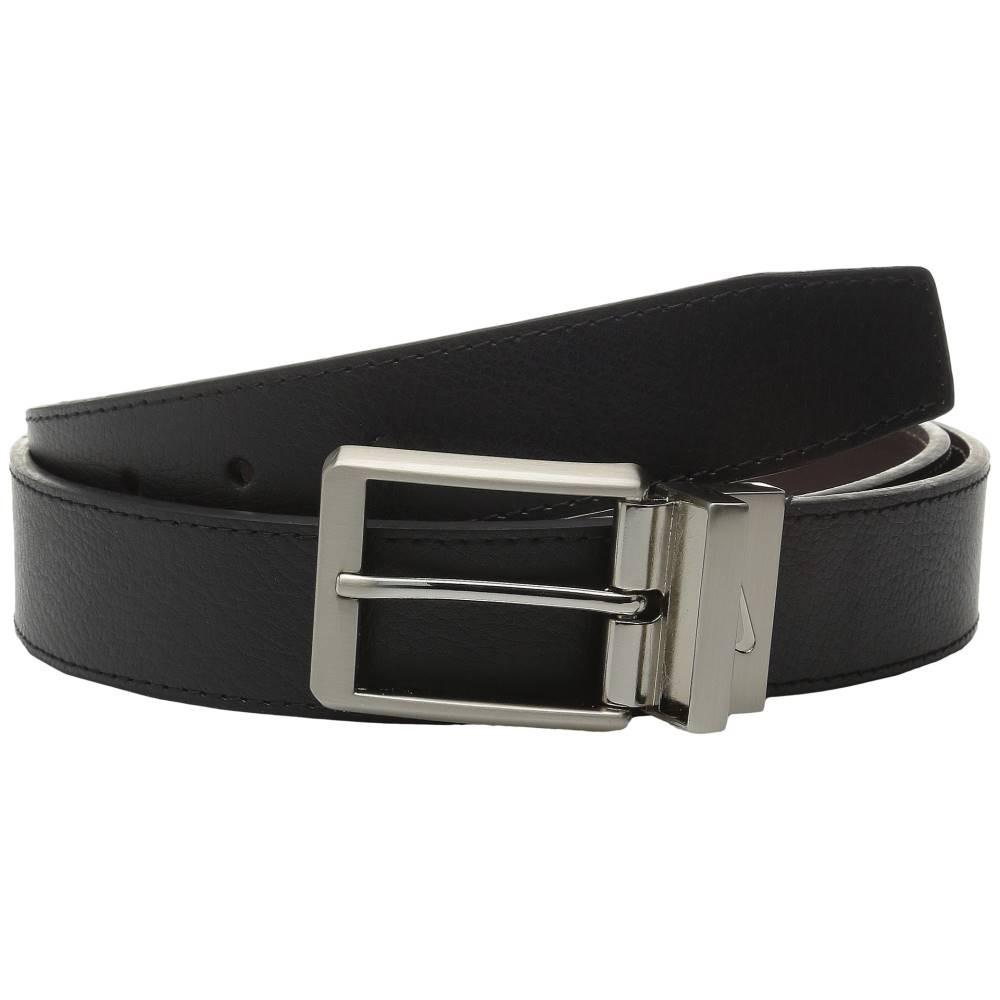 ナイキ メンズ ファッション小物 ベルト【Core Reversible Belt】Black/Brown