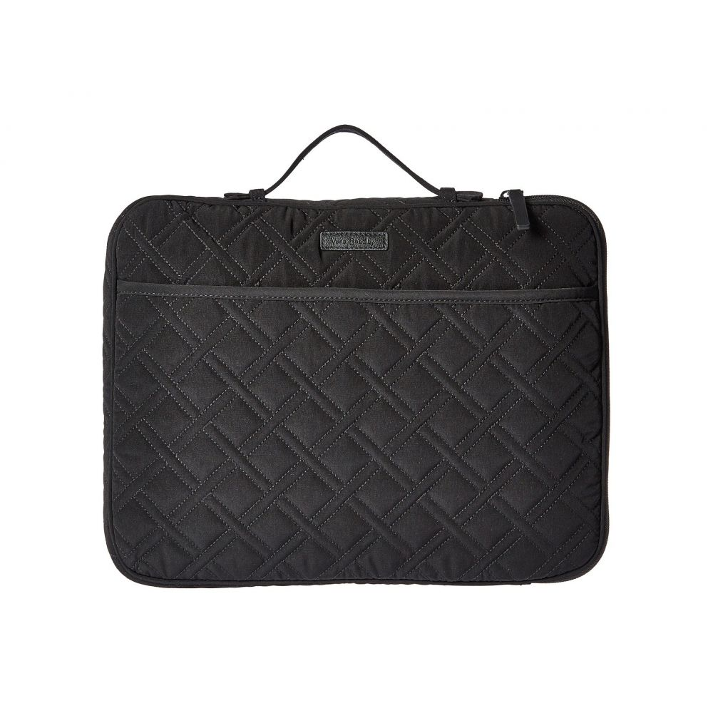 ヴェラ ブラッドリー レディース バッグ パソコンバッグ【Laptop Organizer】Classic Black
