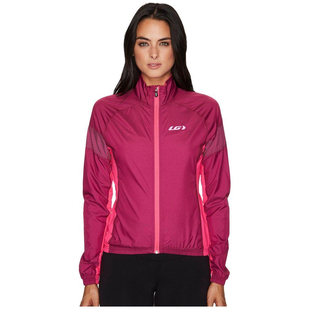 ルイスガーナー レディース 自転車 アウター【Modesto 3 Cycling Jacket】Magenta Purple