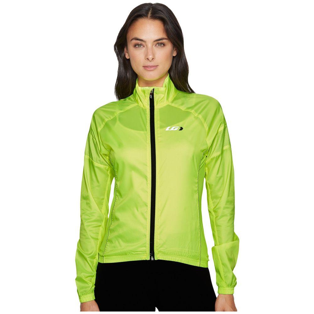 ルイスガーナー レディース 自転車 アウター【Modesto 3 Cycling Jacket】Bright Yellow