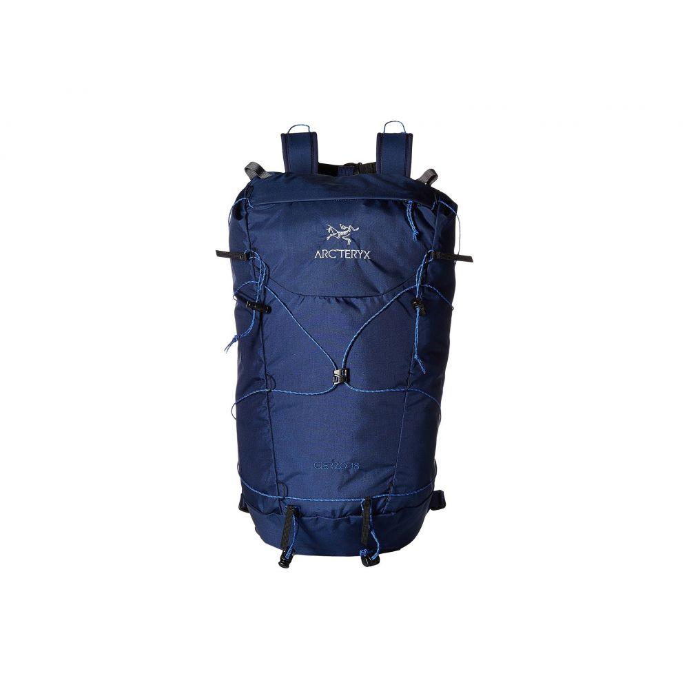 アークテリクス メンズ バッグ バックパック・リュック【Cierzo 18 Backpack】Inkwell