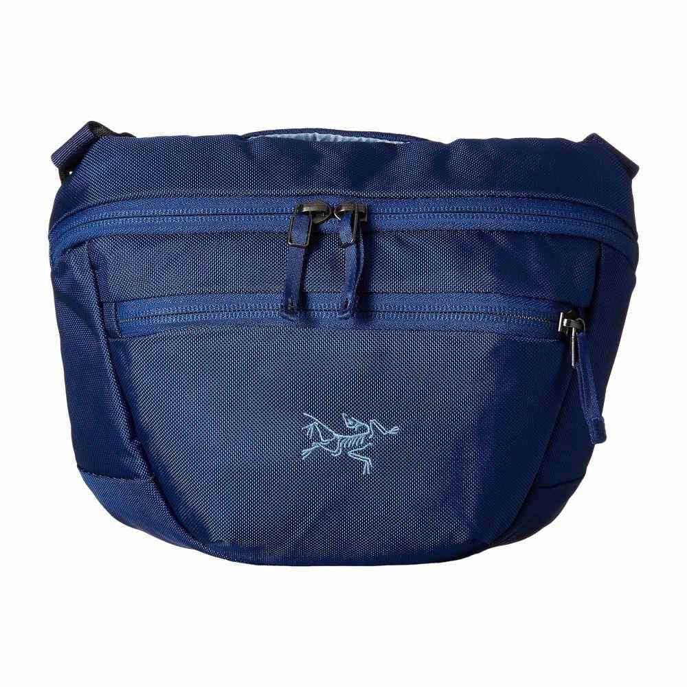 アークテリクス メンズ バッグ ボディバッグ・ウエストポーチ【Maka 2 Waistpack】Olympus Blue